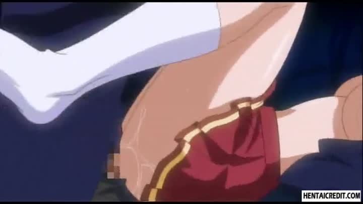 Hentai babe picked up fuck