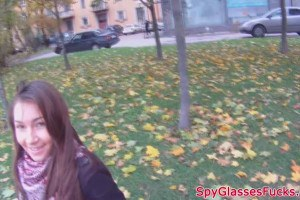 Pulled Russian beauty fucked on a rooftop