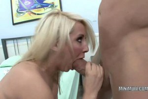 Busty petite Madison Ivy fucked to perfection