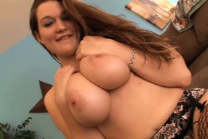 Busty Cassandra Calogera having hardcore fun