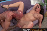 HDVPass Mia Lelani Squirts All Over a Huge Cock