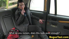 Amateur Posh Euro Got Ass Fucked In Bogus Taxi
