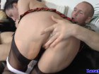 British mom fucked in the ass by a soldier