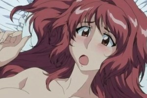 First time anal for this sexy hentai babe