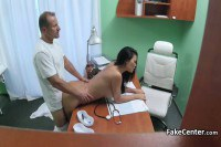 Busty patient nailed by doc