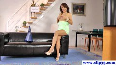 European Babe Fucked By Dirty Old Man For Interview