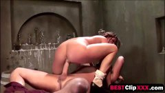 Pornstar Tory Lane gets fucked in the ass so hard