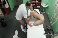 Oral and pussy sex for this amateur patient