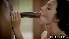Blacked - Cyrstal Rae craves a BBC