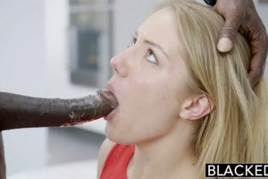 Blacked-Candice Dare takes BBC in the ass