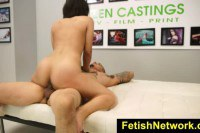 Teen Penny Nickles has an orgasm during rough sex