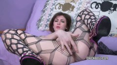 Sweet Indigo Augustine fingering in here