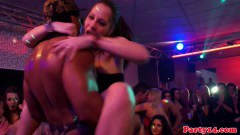 Naughty Girls Gets Wild At The Party