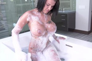 Lubed-Peta Jensen Thick Oiled Ass
