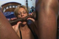 Blonde Sexy MILF DP By Two BBC