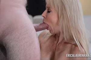 Sinful mature Erica Lauren gets fucked by her personal trainer