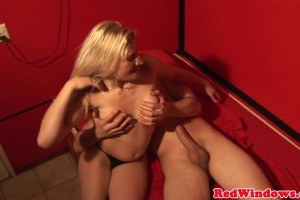 Hot dutch hooker got her wet pussy pounded