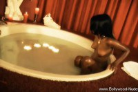 Hot clensing bath from Bollywood