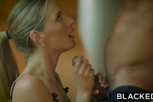 Blacked-Mona Wales Cuckold her man with a BBC