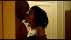 Hot Ebony misty gets boned hard by Luke Cage