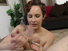 Katie St Ives giving her boy a helping hand