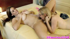 Raylene licked by daughter in law