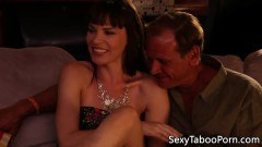 Kinky hot chick dickriding reversecowgirl after blow-job