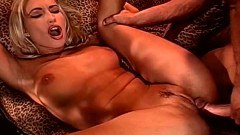 Hot MILF swaps partner and enjoys the new hard cock  - duration 07:22