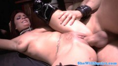 Ashley Graham large breasted gushing girl getting pussyfucked