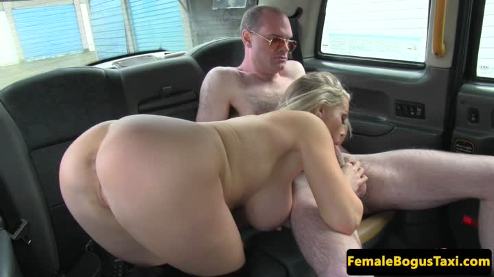 Milf receives contractor naked