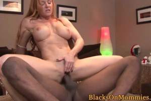Janet Mason curvy MILF realtor enjoys riding big black dicks