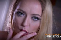 Iris Rose the hottest blonde around POV screwed