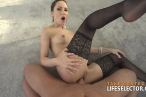 Enticing babes handle POV dick like absolute pros