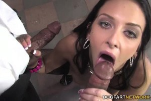 Stephanie Cane In afro american dick heaven