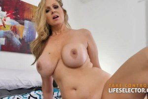 Julia Ann rides your POV cock like in her wildest fantasies