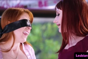 Penny Pax strapon lesbian foursome with her friends
