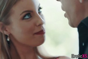 Britney Amber busty dream girl fucked on the first date