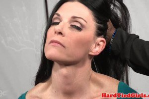 India Summer in despicable BDSM kink