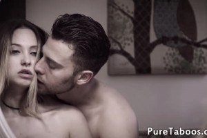 Quinn Wilde taboo sex with her stepbrother