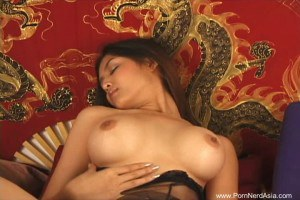 Threeway asians sex cream hard