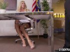 Busty police chef fucked