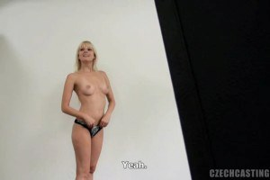 Wonderful Czech babe took a serious pussy pounding