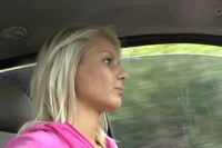 Hot Czech Ingrid Fucked Inside The Car