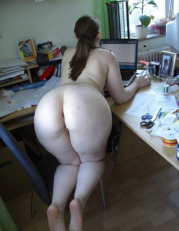 Curvy naked butt women opinion