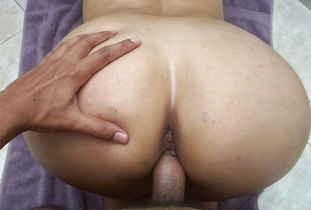 Latina Big Ass Masturbate