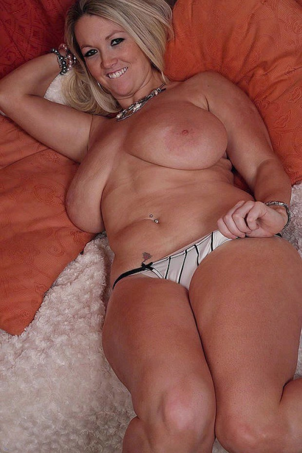 Ultra chubby MILF has the biggest boobs