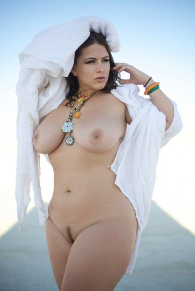 Presley super models naked big boobs looking girls