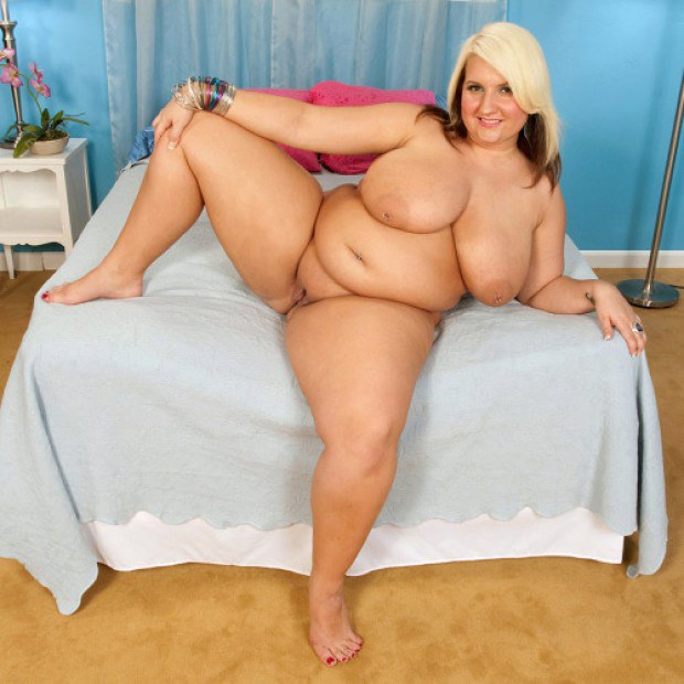 Blonde Bbw Nymphos har den største Kander-5691