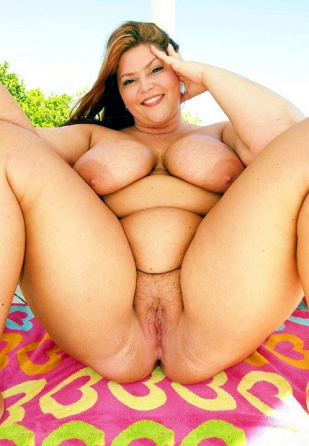Big juicy milf