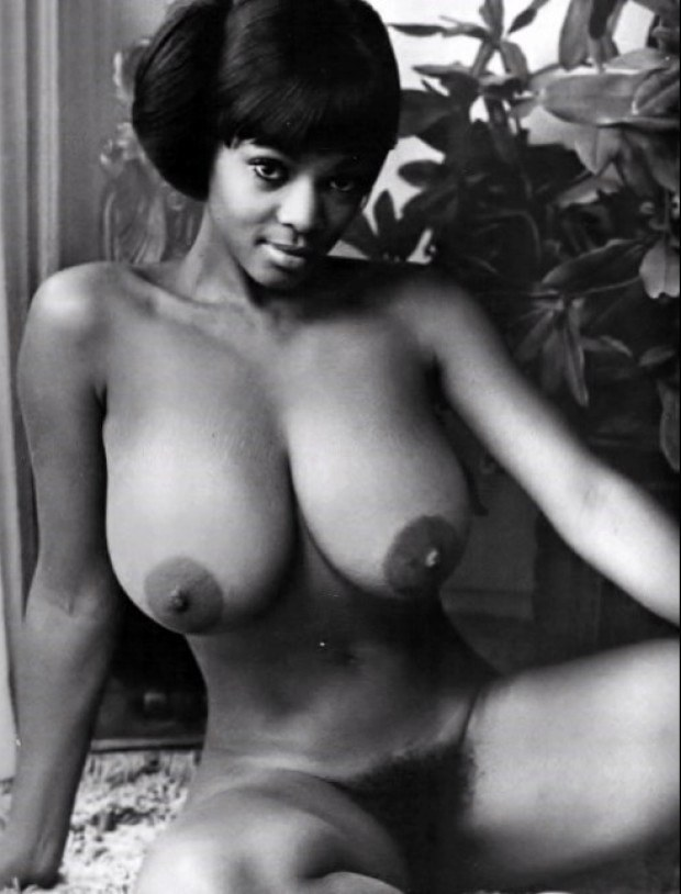 Big titted ebony from the 70s